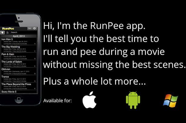 RunPee-App