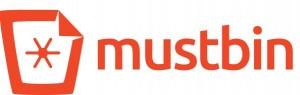 Mustbin logo Use