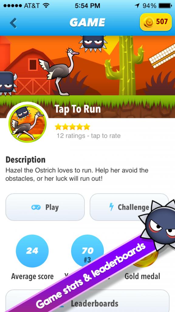 Tap To Play Screenshot [EN] ip5 04